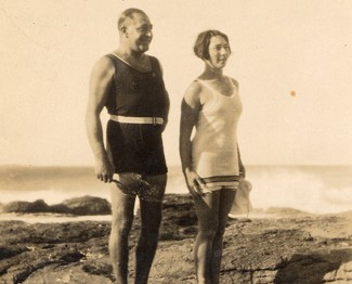 My Grandparents - Harry and Frieda -