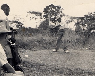 Ndola Golf Course - Early Years -