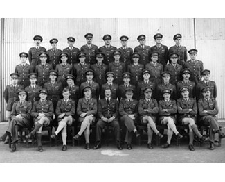 Central Flying School - Bloemfontein 1942  -