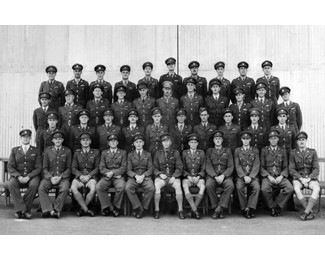 Central Flying School - Bloemfontein 1943 -