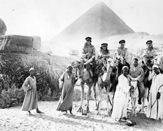 Harry in Egypt -