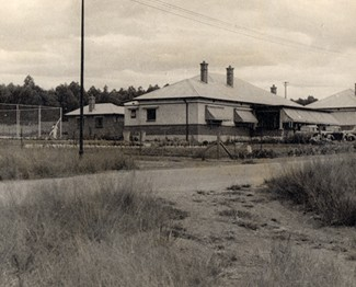 Grandparents Home at Crown Mines -