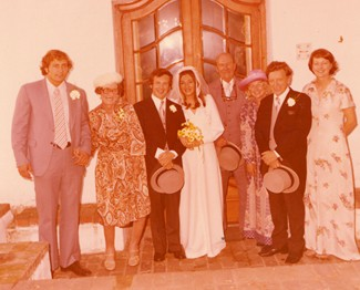 Sue and Geoff's Wedding Day -