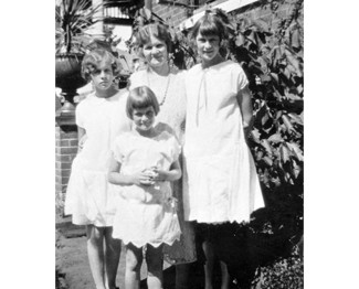 Elizabeth, Rita, Edna and Joyce -
