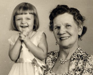 Vivienne and Elizabeth -